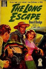 The Long Escape (Al Colby murder mystery)