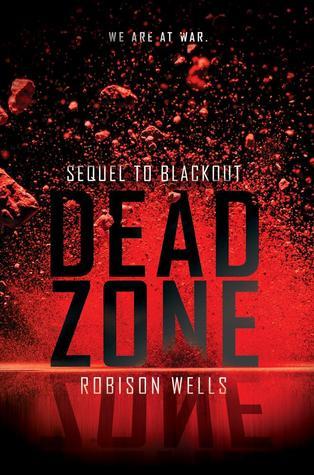 Dead Zone  (Blackout, #2)