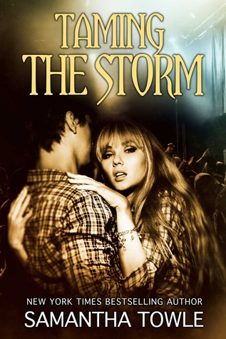 Taming the Storm (The Storm #3) - Samantha Towle