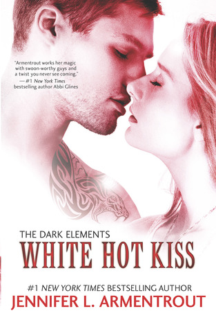 #BookReview: White Hot Kiss by @JLArmentrout