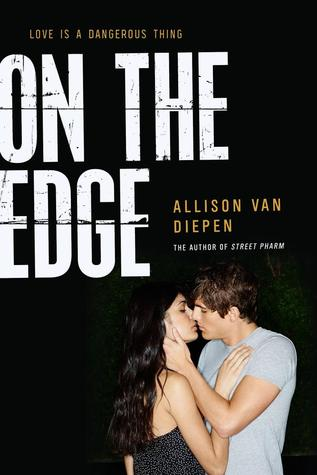 Review ~ On the Edge by Allison van Diepen