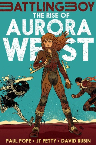 Graphic Novel Review: The Rise of Aurora West