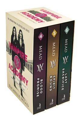 Vampire Academy Box Set 4-6