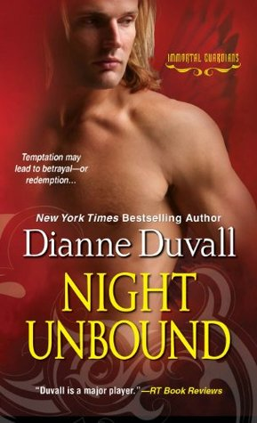 Night Unbound Blog Tour with Dianne Duvall: Playlist and Review