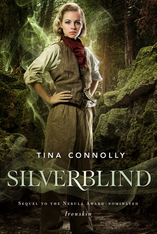 Silverblind (Ironskin #3)