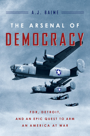 Arsenal of Democracy bookjacket