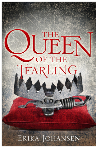 Book review | The Queen of the Tearling by Erika Johansen | 4 stars