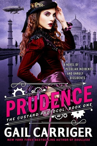 Book Review: Gail Carriger's Prudence