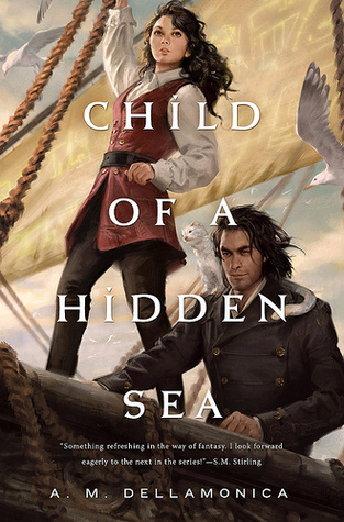 Child of a Hidden Sea (Hidden Sea Tales #1)