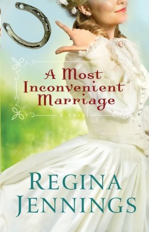 A Most Inconvenient Marriage (Ozark Mountain Romance #1)