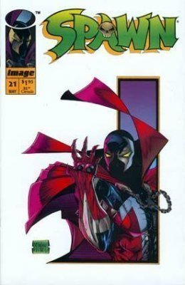 Spawn, #21 (Comic Book): THE Hunt, Part 1  by  Todd McFarlane