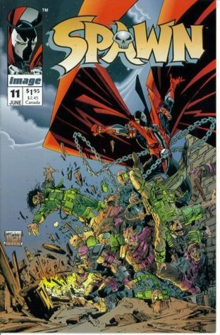 Spawn #11  by  Frank Miller