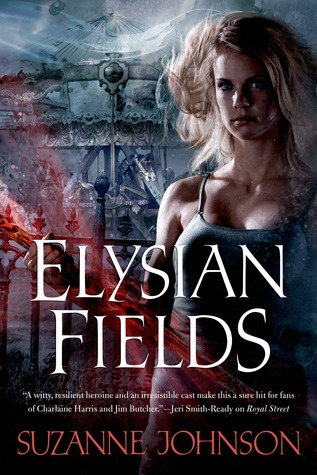 Book Review: Suzanne Johnson's Elysian Fields