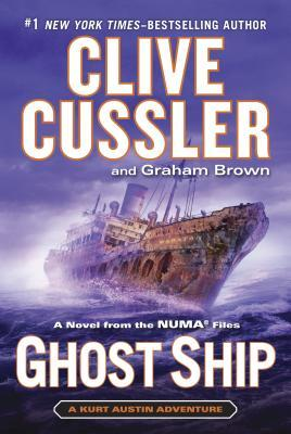 Book Review: Ghost Ship by Clive Cussler and Graham Brown