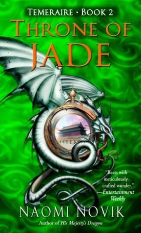 Book Review: Naomi Novik's Throne of Jade
