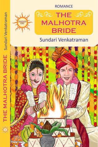 The Malhotra Bride by Sundari Venkatraman