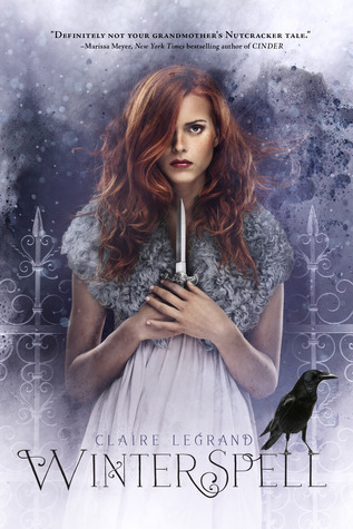 Book I Covet: Winterspell by Claire Legrand