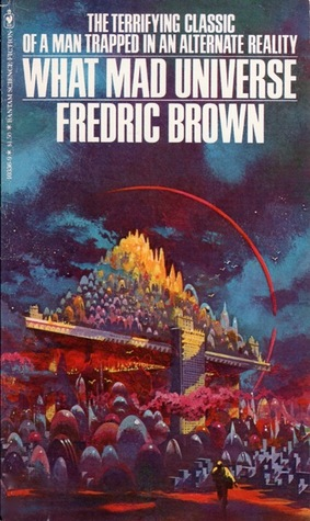voodoo by fredric brown characters analysis' Cover of the 1954 paperback edition brown's honeymoon in hell was the cover story in the second issue of galaxy science fiction in 1950 fredric brown (october 29, 1906 – march 11, 1972 ) was an american science fiction and mystery writer.