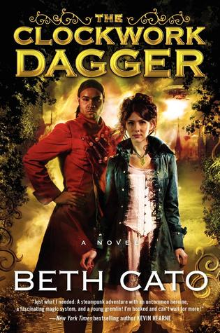 The Clockwork Dagger (Clockwork Dagger Duology, #1)