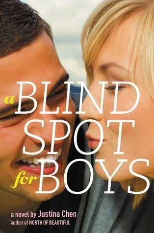 Review: A Blind Spot for Boys by Justina Chen
