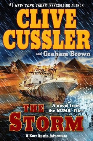 Book Review: Clive Cussler and Graham Brown's The Storm