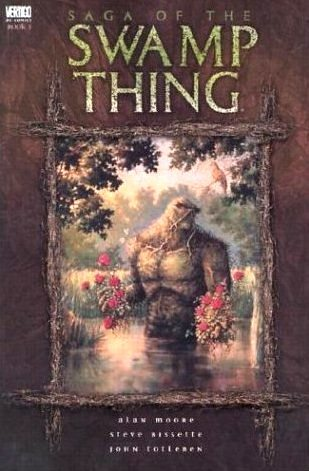Swamp Thing, Vol. 1: Saga of the Swamp Thing (Paperback)