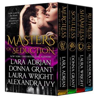 Masters of Seduction (Masters of Seduction, #1-4)