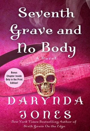 Book Review: Darynda Jones' Seventh Grave and No Body