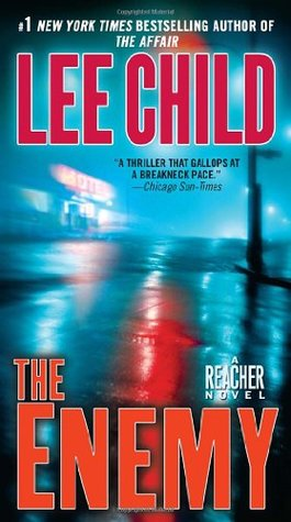 Book Review: Lee Child's The Enemy