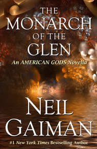 book review monarch of the glen gaiman
