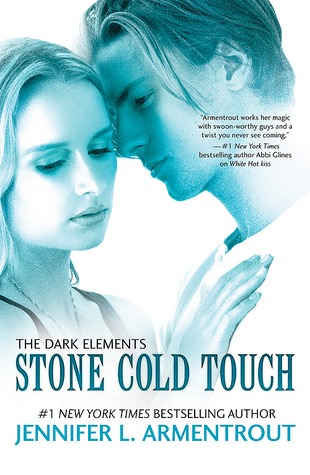 Book Review: Jennifer L. Armentrout's Stone Cold Touch