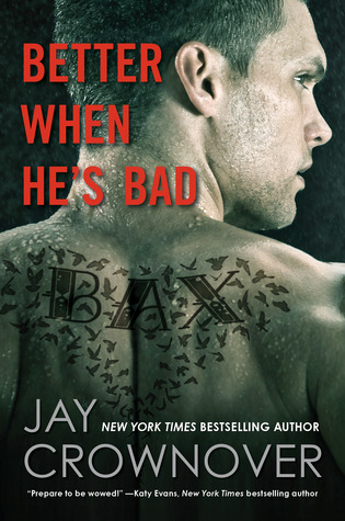Better When He's Bad (Welcome to the Point #1) by Jay Crownover | Review