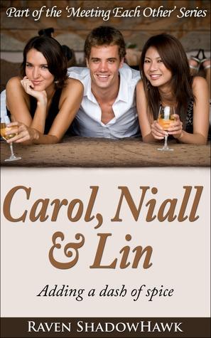 Carol, Niall & Lin Raven ShadowHawk