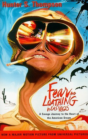 Jacket image, Fear and Loathing in Las Vegas by Hunter S. Thompson