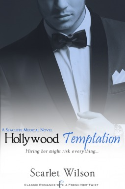 {Review} Hollywood Temptation by Scarlet Wilson