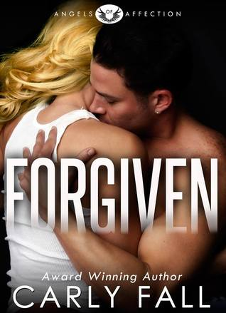 Forgiven by Carly Fall book cover image