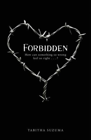 Forbidden by Tabitha Suzuma book cover