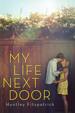 Jase Garrett from My Life Next Door by Huntley Fitzpatrick