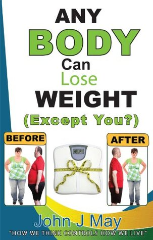 Any Body Can Lose Weight  by  John J. May