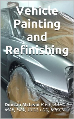 Vehicle Painting and Refinishing Duncan McLean