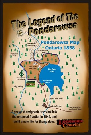 The Legend of The Pondarowsa  by  Lonesome Charlie
