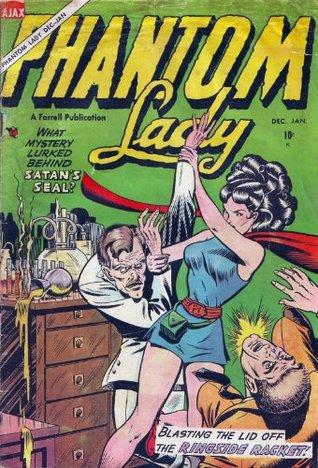 Phantom Lady Comic 001  by  Ajax-Farrell