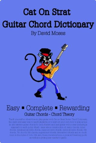Cat On Strat Guitar Chord Dictionary  by  David Moses