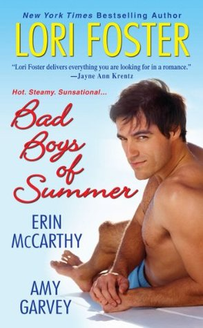 Book Review: Lori Foster's Bad Boys of Summer