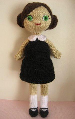 Dani Doll Knit Pattern Amy Gaines