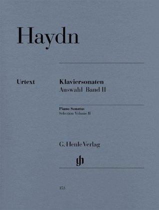 Haydn: Piano Sonatas, Selection Volume II Georg Feder