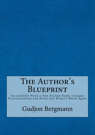 The Authors Blueprint  by  Gudjon Bergmann