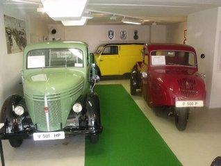 The Framo & Barkas, Two Stroke Commercial Vans. (Two Stroke Car Series.) Mark Telford