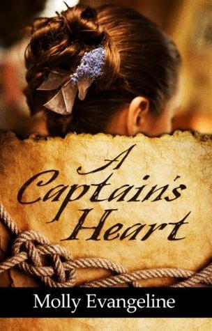 A Captain's Heart (Pirates & Faith, #3)