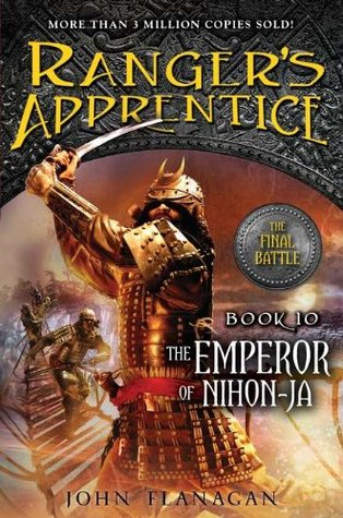 Book Review: John Flanagan's Emperor of Nihon-Ja